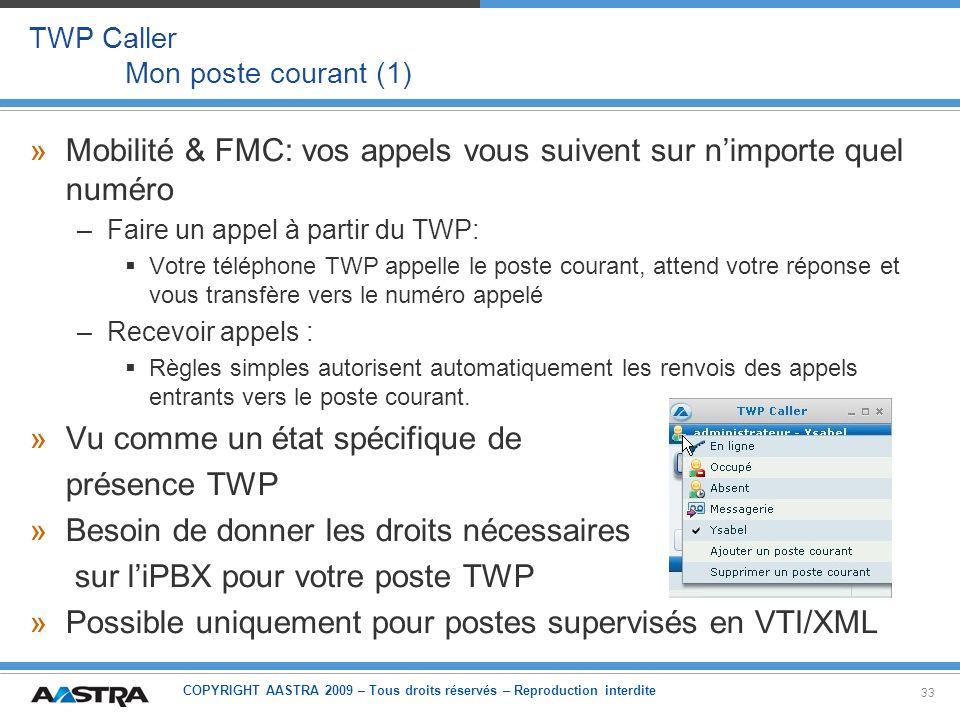 TWP Caller Mon poste courant (1)