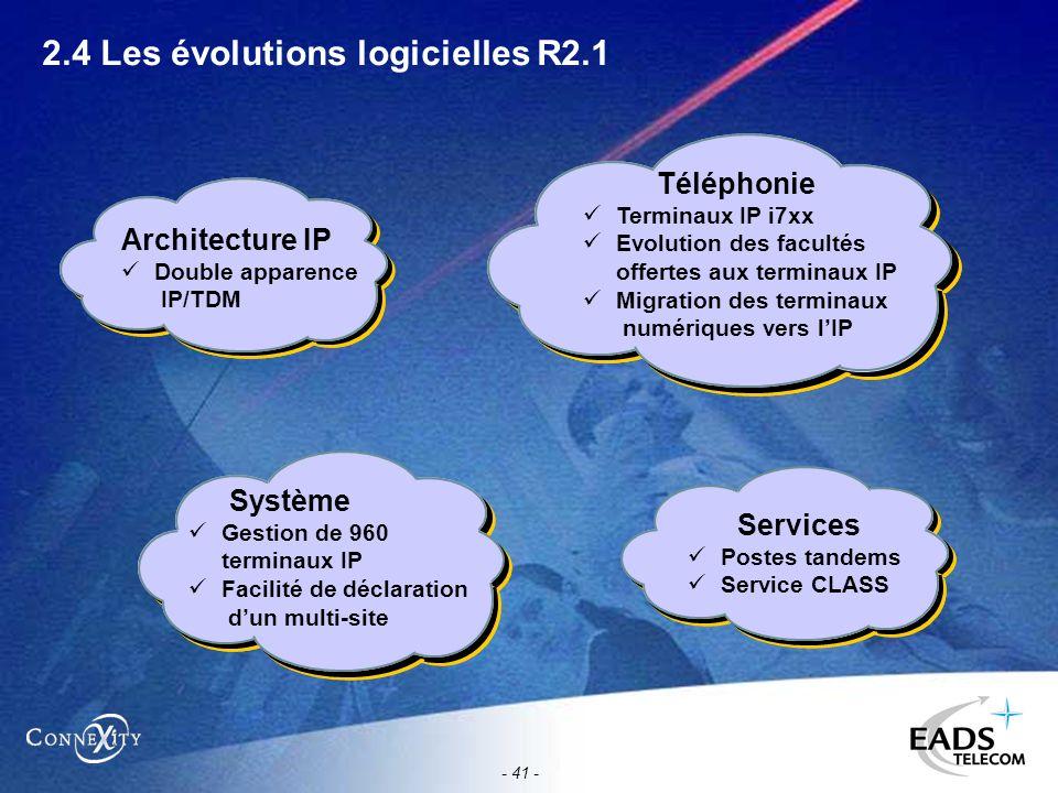2. Présentation générale d'un réseau multi-site