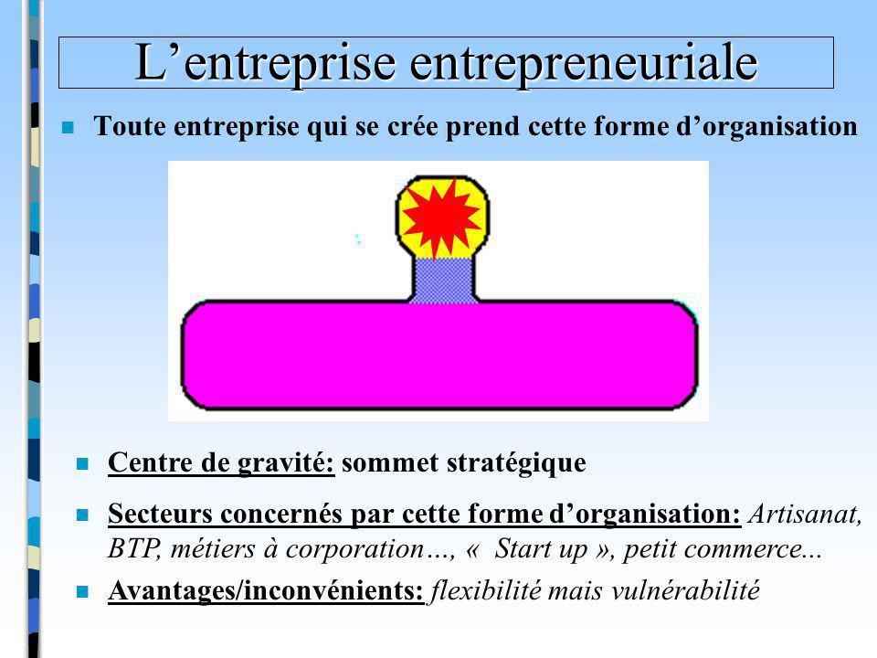L'entreprise entrepreneuriale