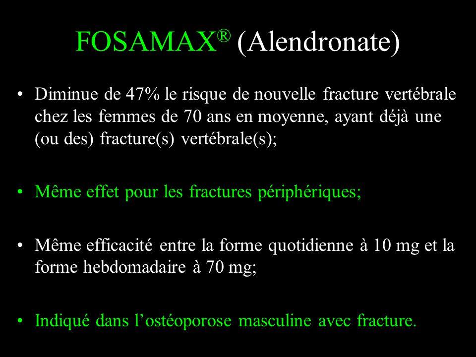 FOSAMAX® (Alendronate)