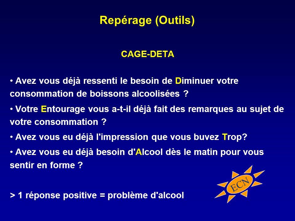 Repérage (Outils) ECN CAGE-DETA