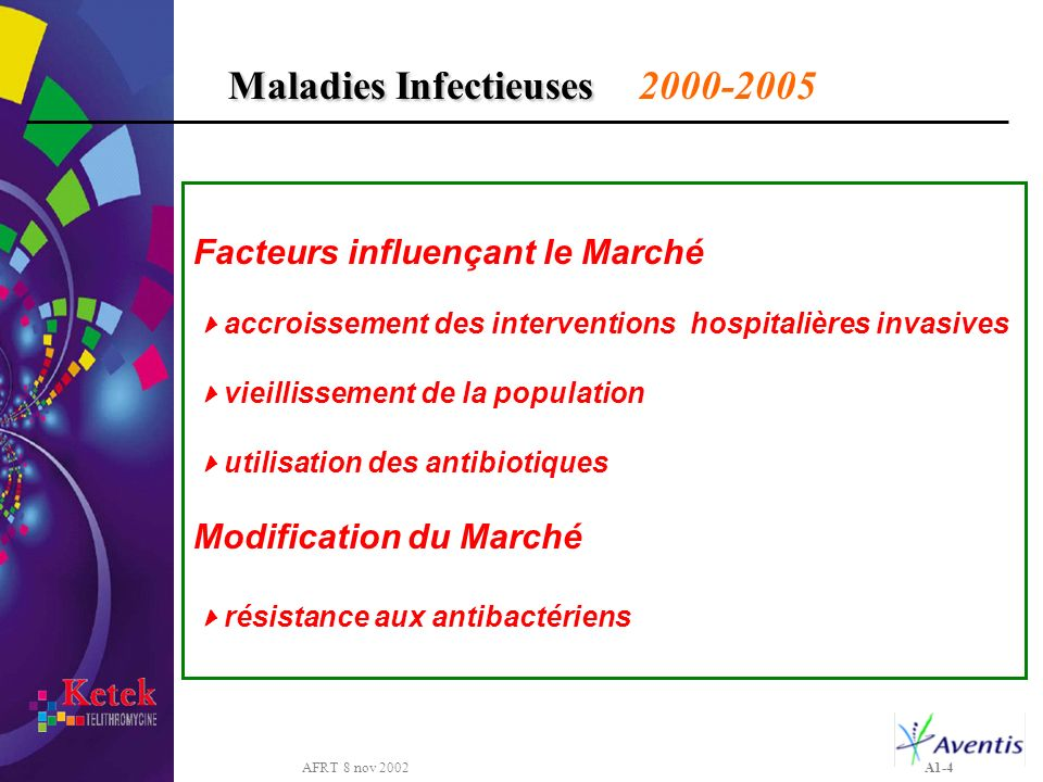 Maladies Infectieuses 2000-2005