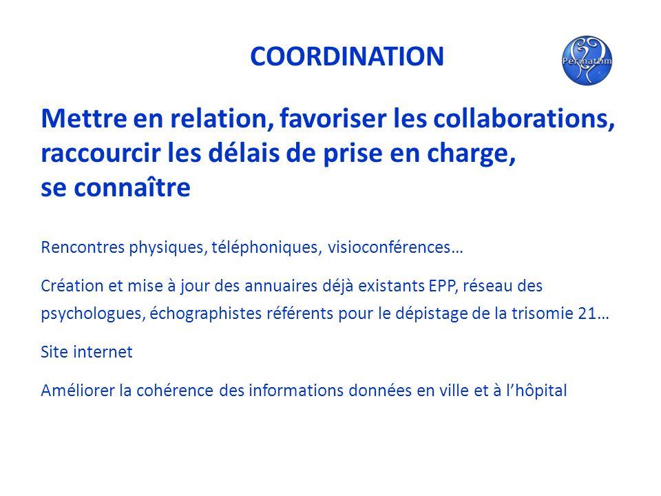 Mettre en relation, favoriser les collaborations,