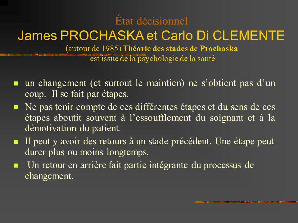 James PROCHASKA et Carlo Di CLEMENTE