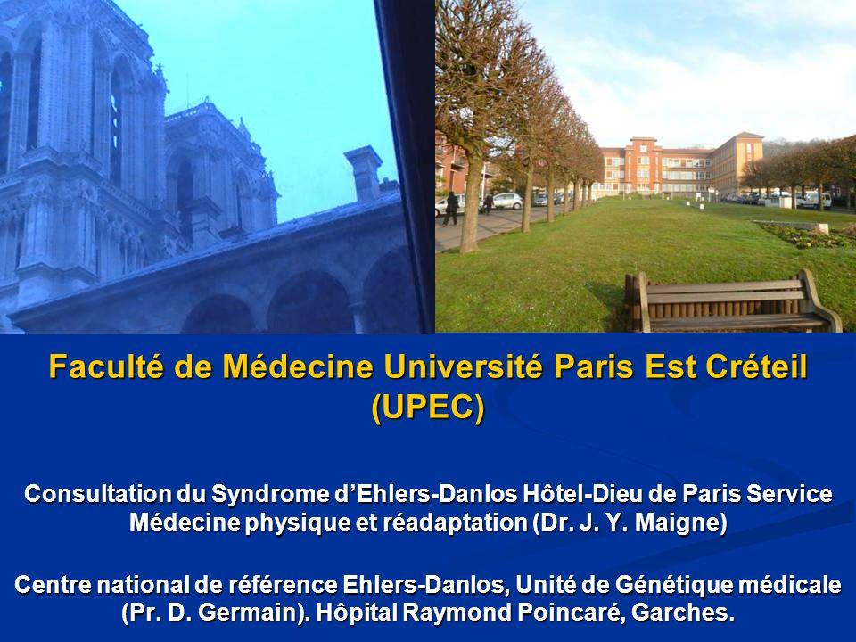 Faculté de Médecine Université Paris Est Créteil (UPEC)