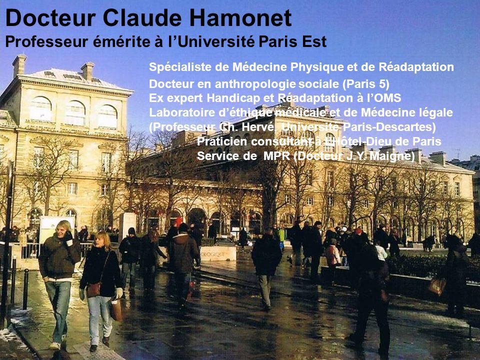 Docteur Claude Hamonet