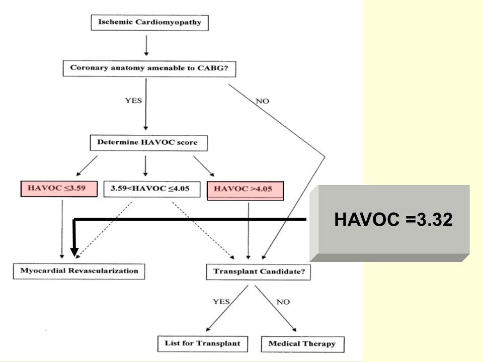 HAVOC =3.32 Algorithme qui permet de guider dans la décision