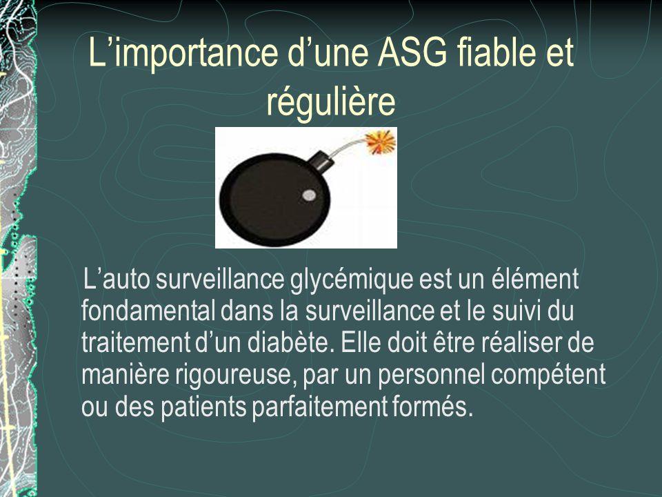 L'importance d'une ASG fiable et régulière