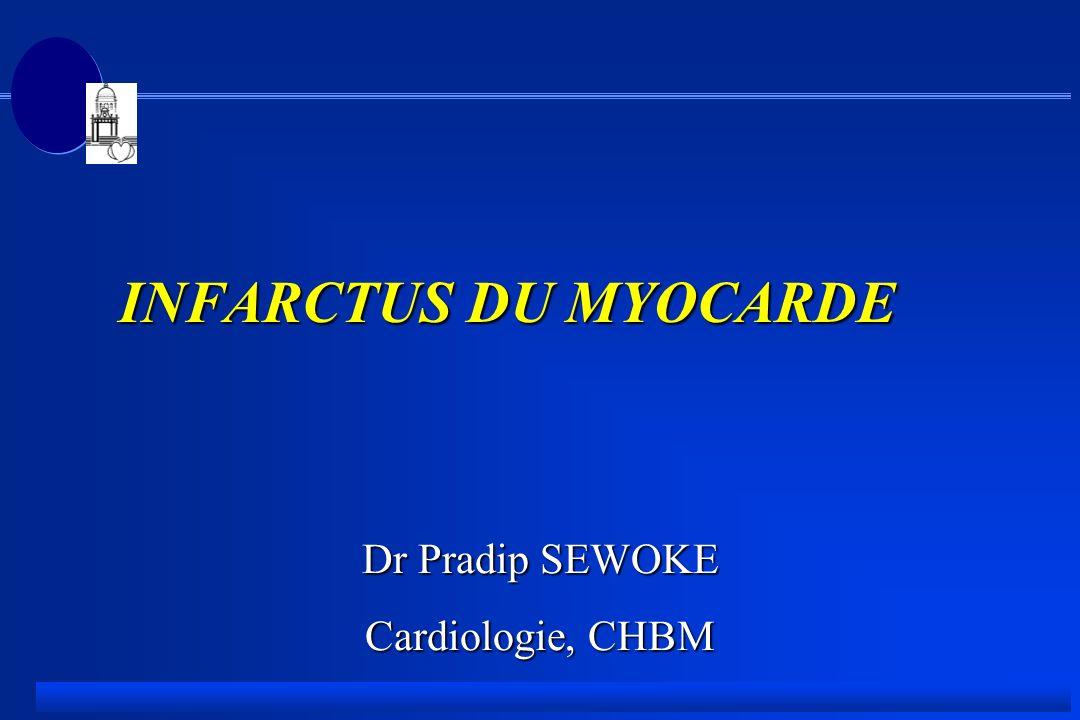 Dr Pradip SEWOKE Cardiologie, CHBM
