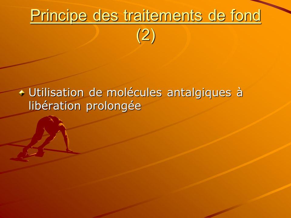 Principe des traitements de fond (2)