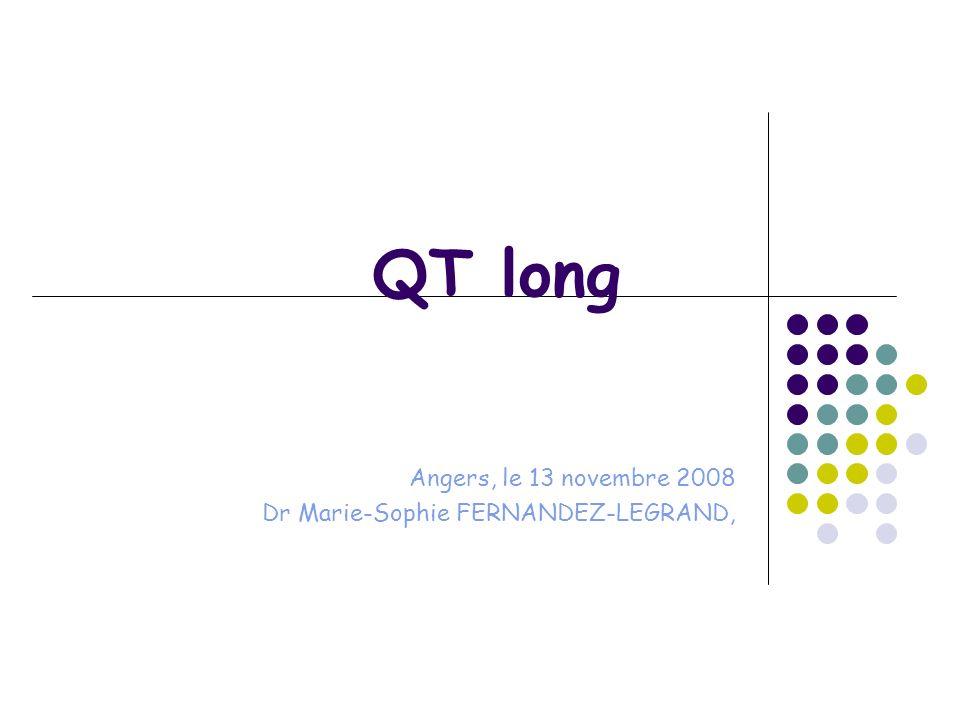 Angers, le 13 novembre 2008 Dr Marie-Sophie FERNANDEZ-LEGRAND,