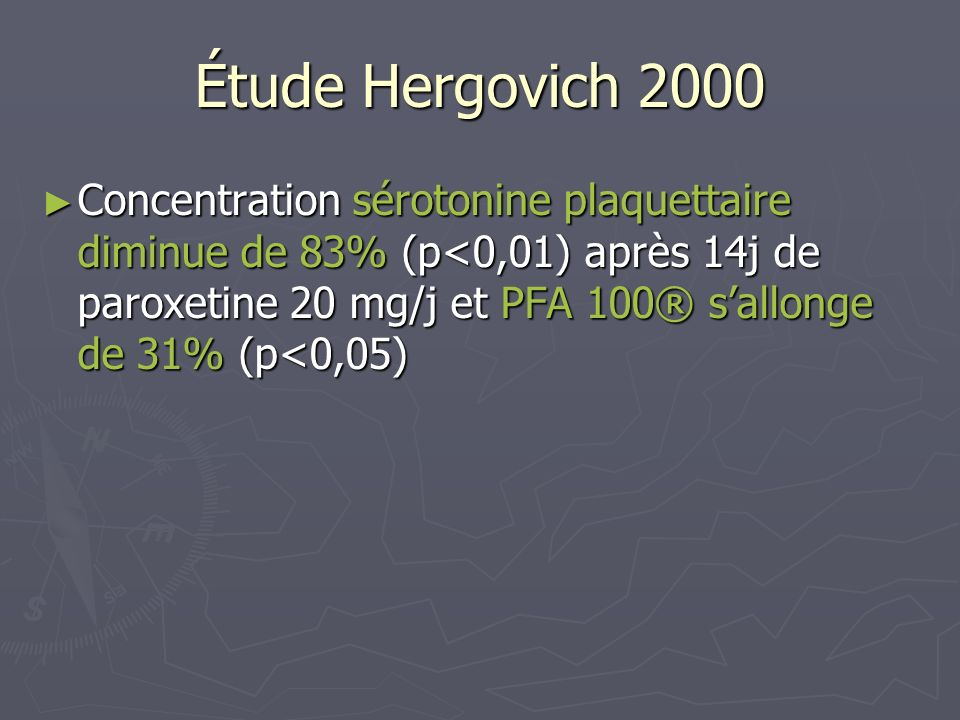 Étude Hergovich 2000
