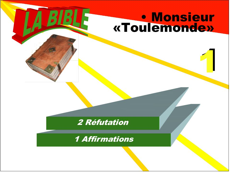 • Monsieur «Toulemonde»