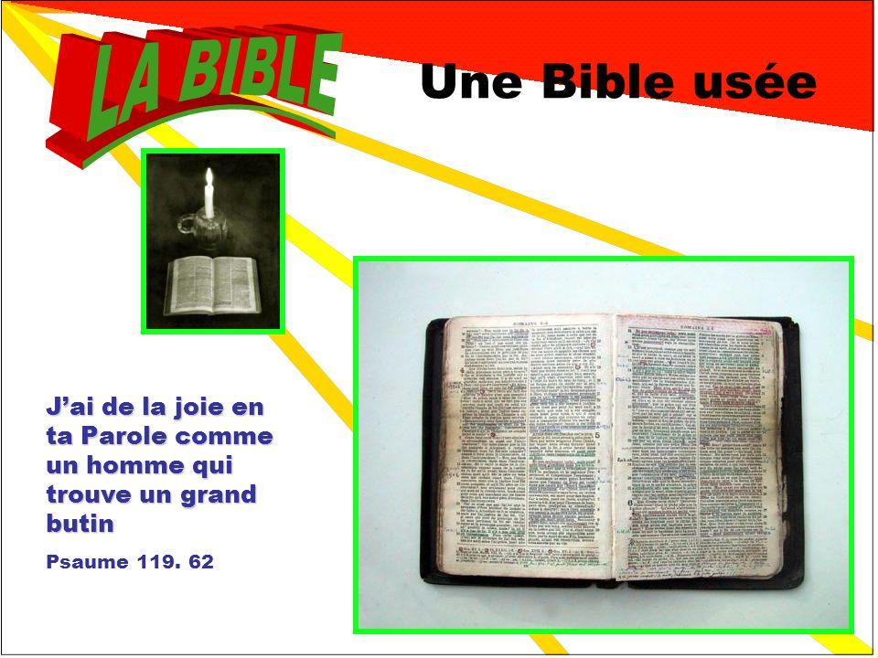 LA BIBLE PEUT-ON S Y FIER Ce qu on en dit!