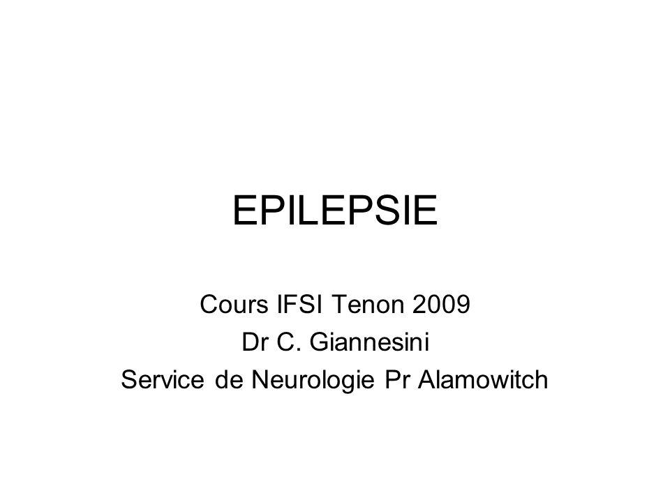 Service de Neurologie Pr Alamowitch