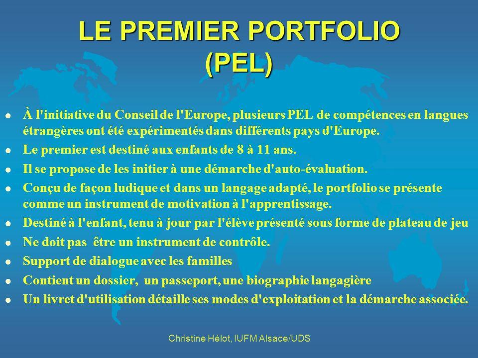 LE PREMIER PORTFOLIO (PEL)