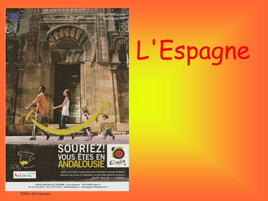 L Espagne Office de tourisme