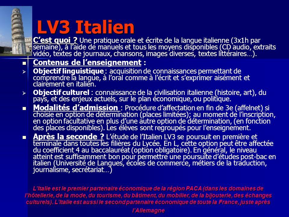 LV3 Italien