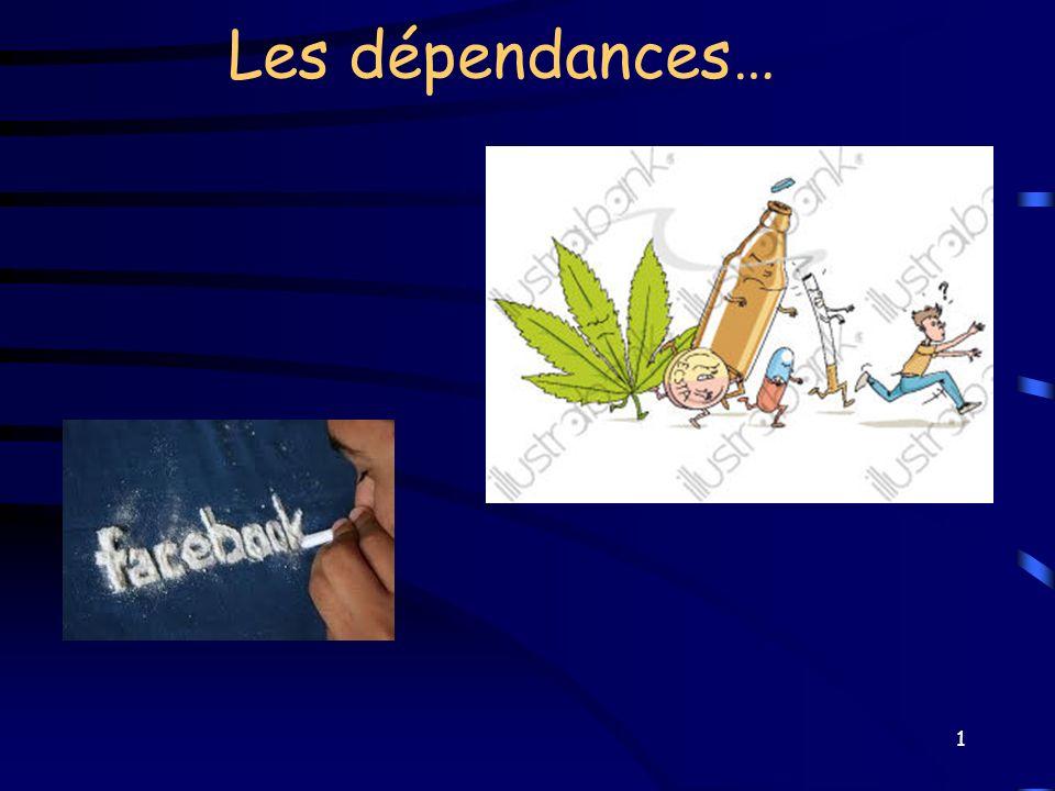 Les dépendances…