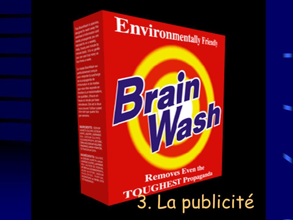 3. La publicité