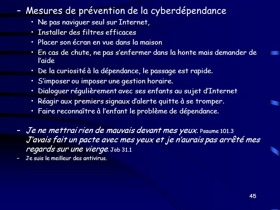 Les d pendances ppt t l charger for Job sur internet remunere