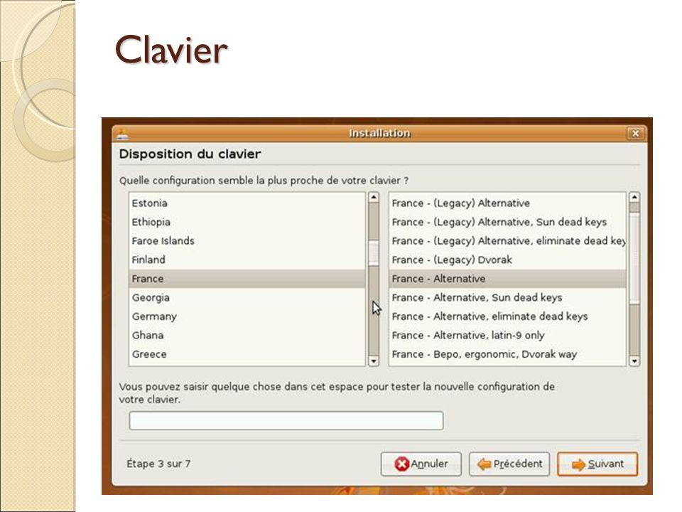 Clavier