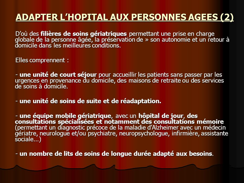 ADAPTER L'HOPITAL AUX PERSONNES AGEES (2)