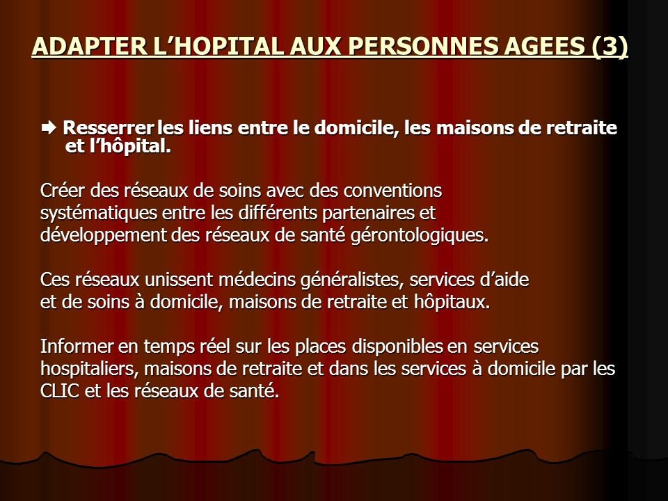 ADAPTER L'HOPITAL AUX PERSONNES AGEES (3)