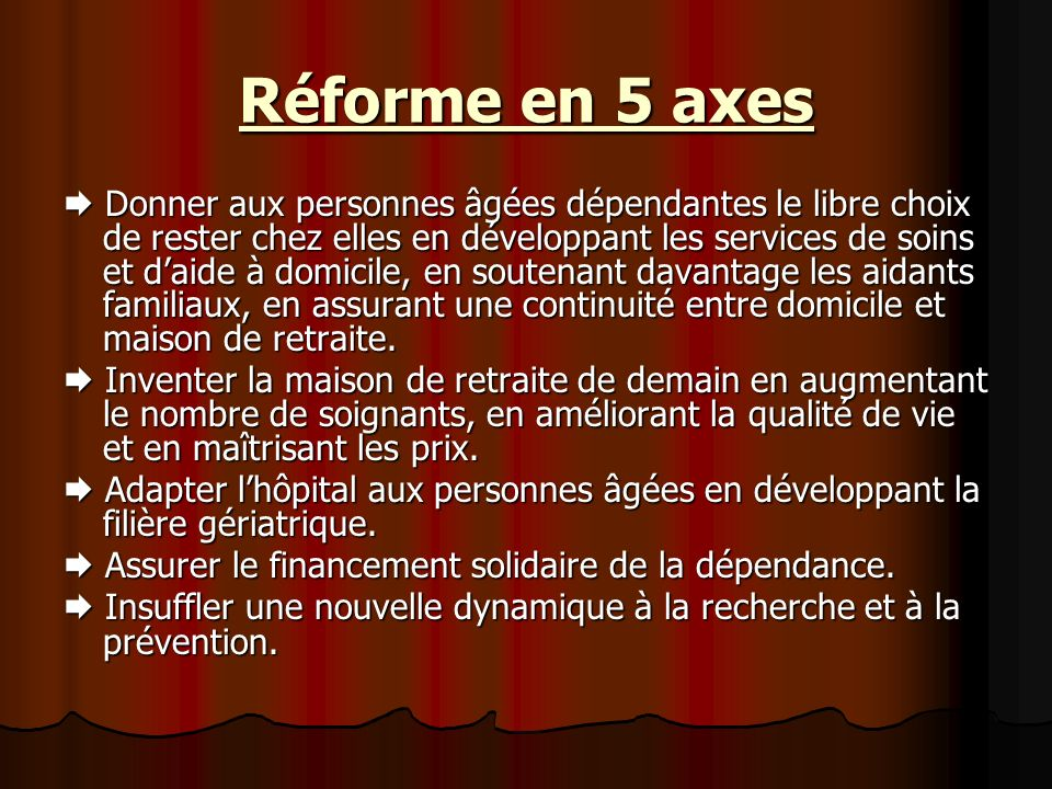 Responsable de coordination du clic alliage ppt video for Aide aux parents en maison de retraite