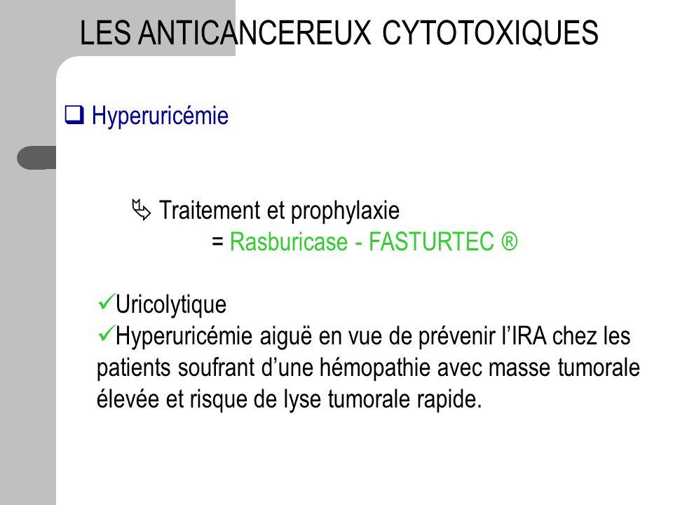 = Rasburicase - FASTURTEC ®