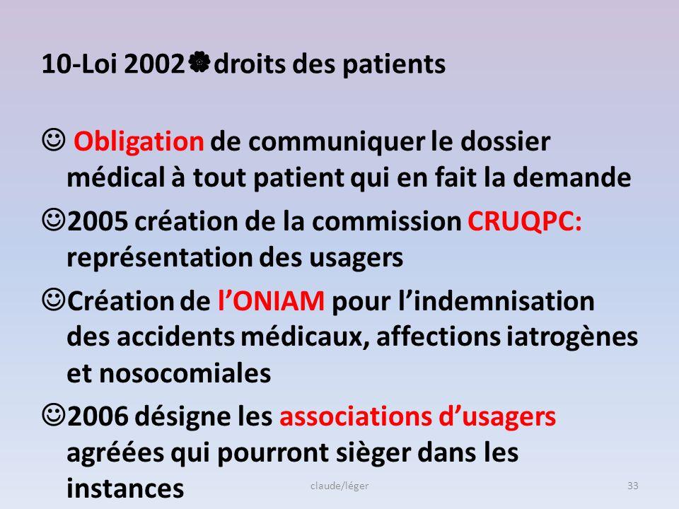 10-Loi 2002droits des patients