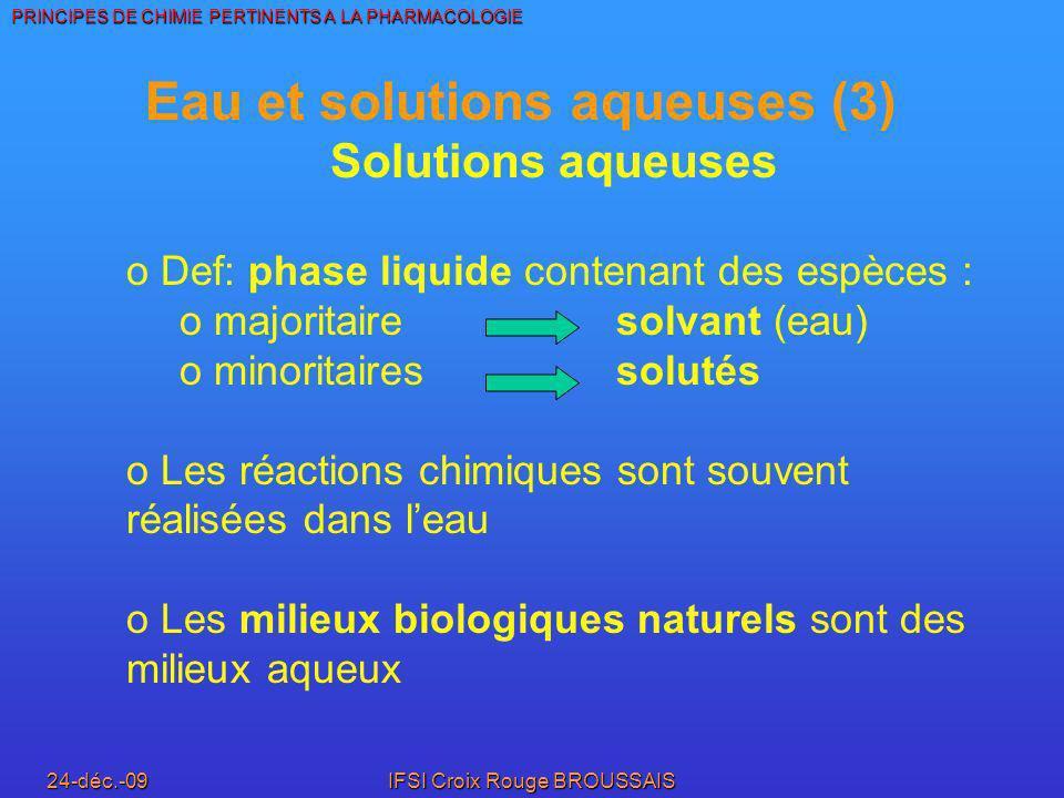 Eau et solutions aqueuses (3)