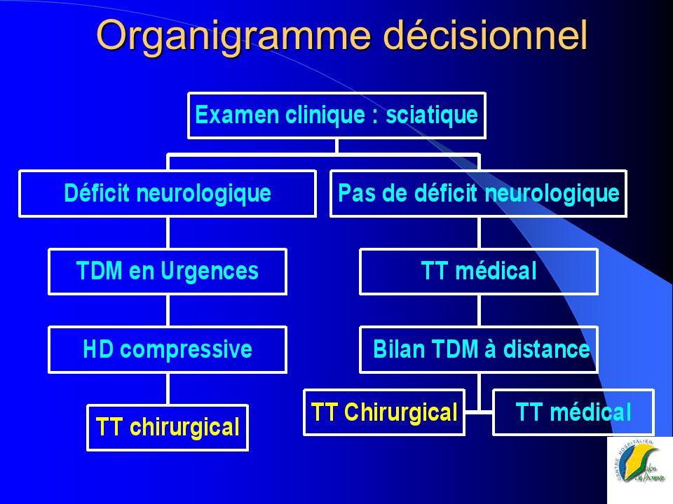 Organigramme décisionnel