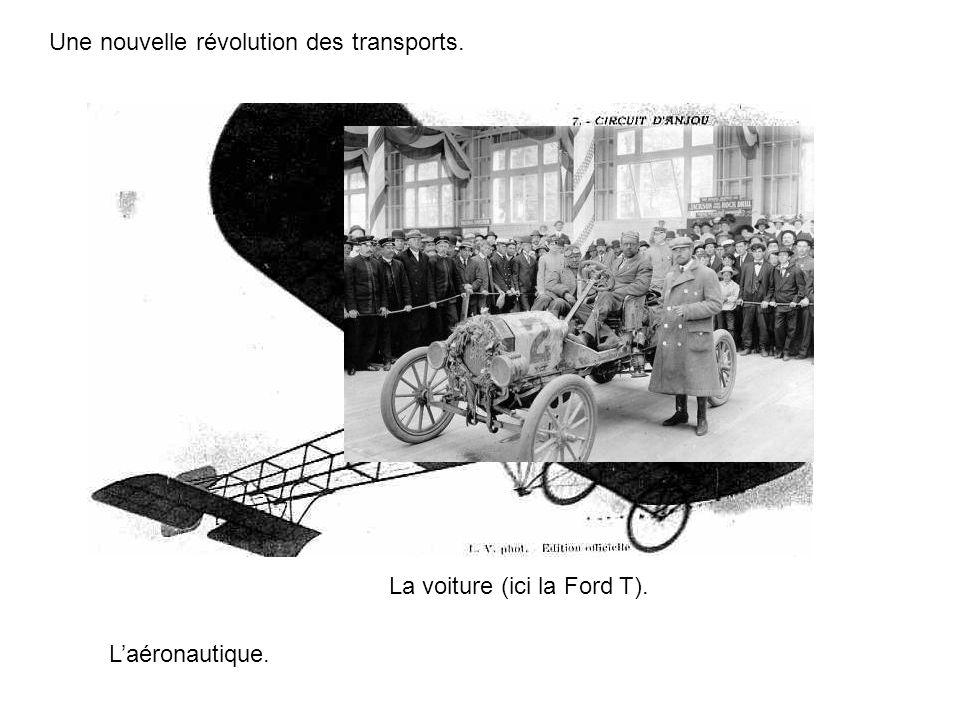 Une nouvelle révolution des transports.