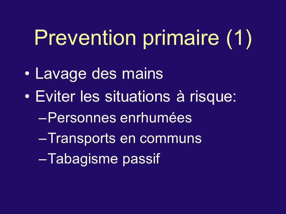 Prevention primaire (1)