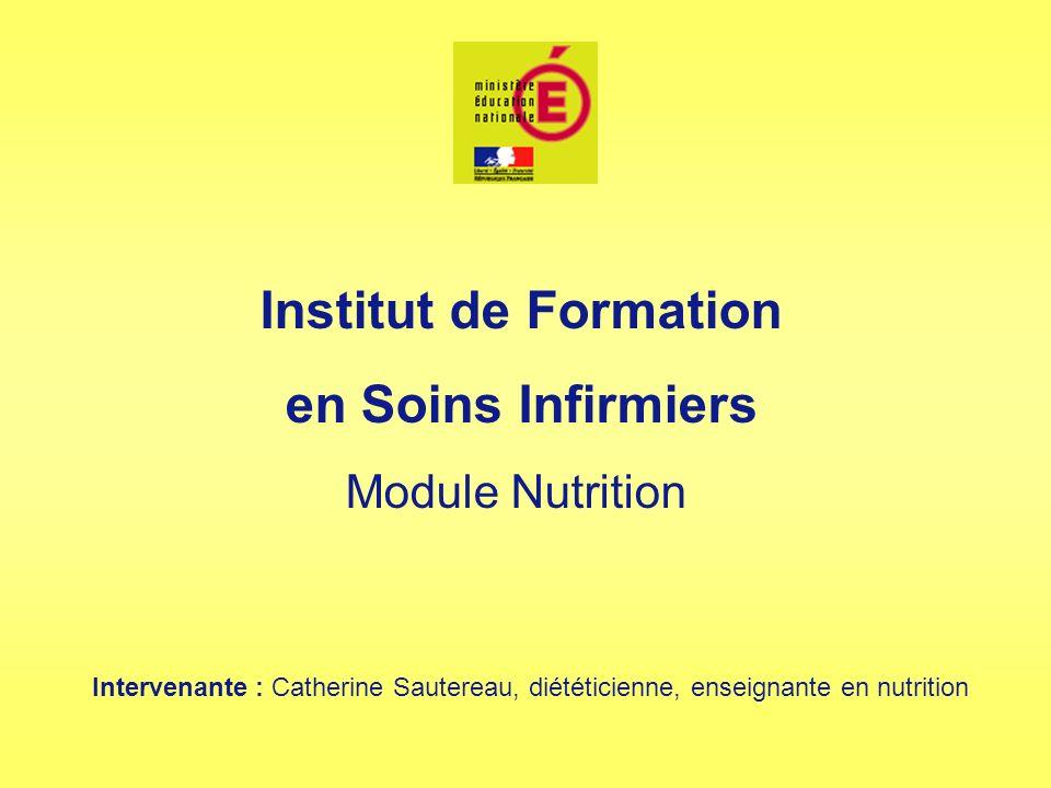 Institut de Formation en Soins Infirmiers