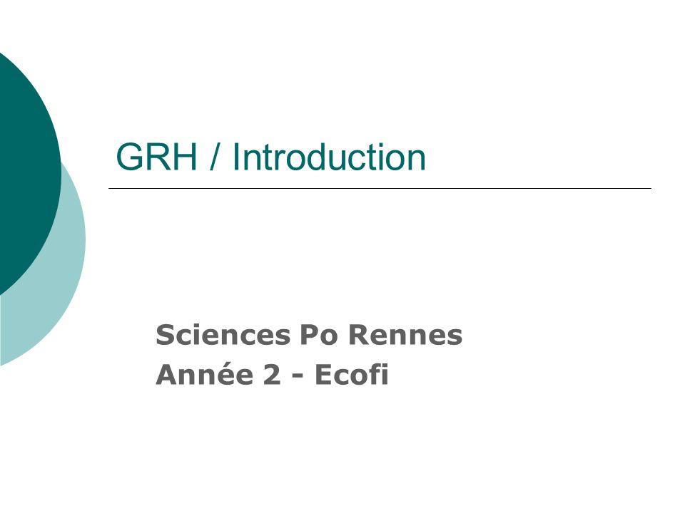 Sciences Po Rennes Année 2 - Ecofi