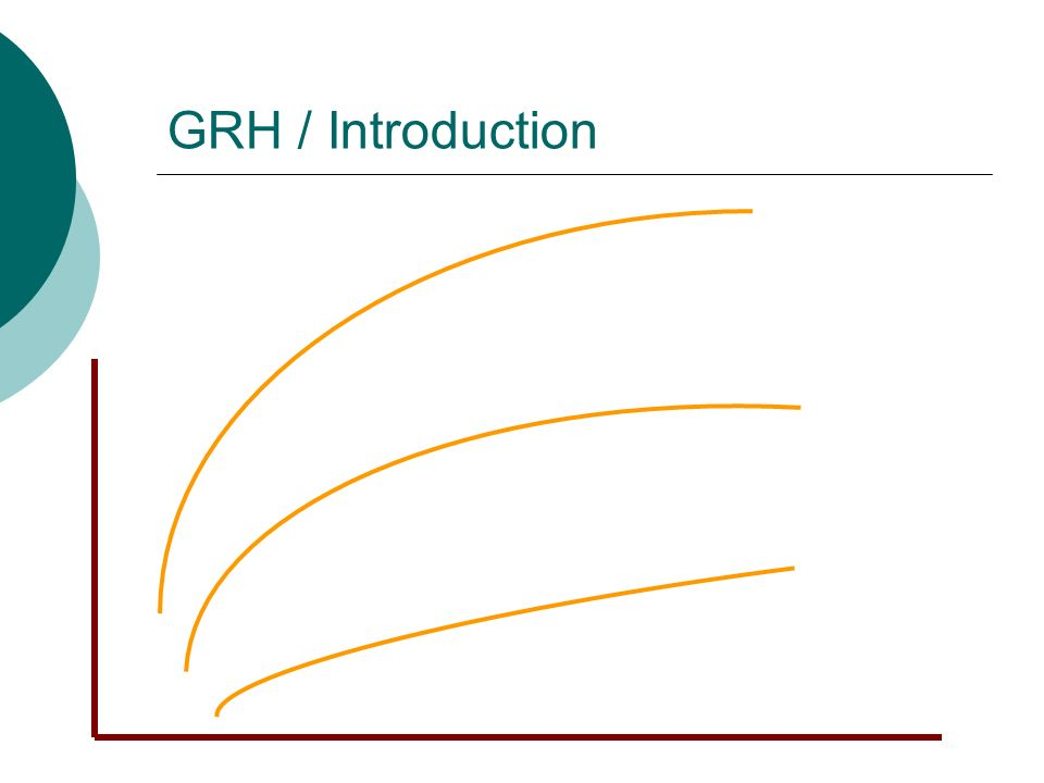 GRH / Introduction