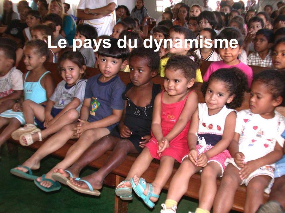 Le pays du dynamisme