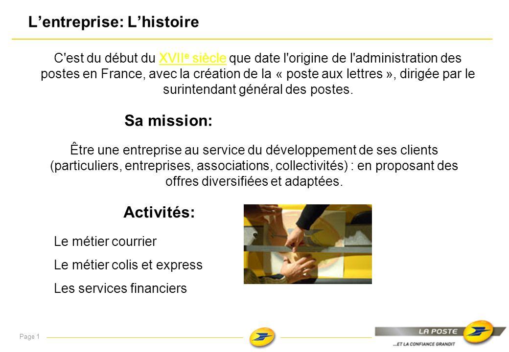 Sa mission: Activités: