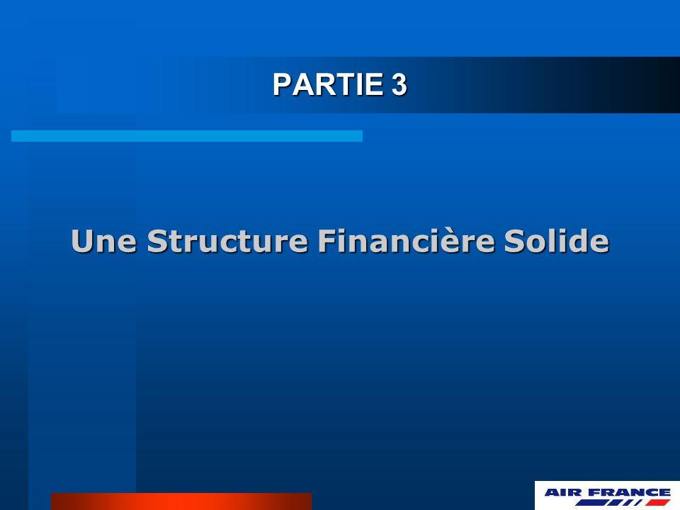 Une Structure Financière Solide