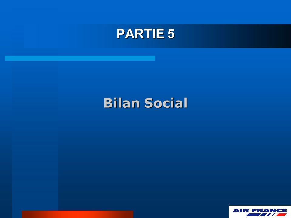PARTIE 5 Bilan Social