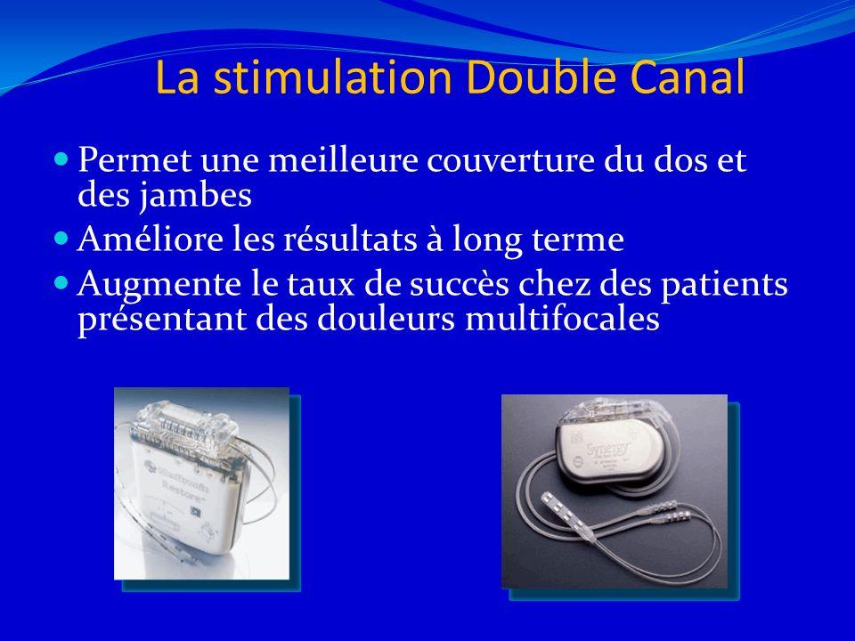 La stimulation Double Canal