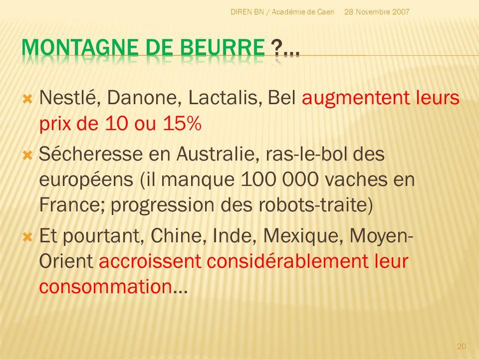 DIREN BN / Académie de Caen