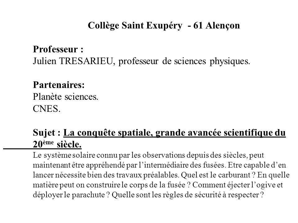 Collège Saint Exupéry - 61 Alençon