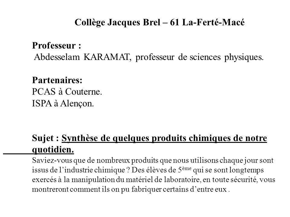 Collège Jacques Brel – 61 La-Ferté-Macé