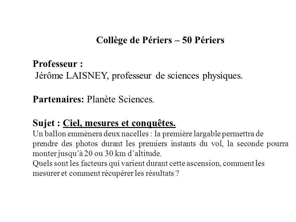 Collège de Périers – 50 Périers