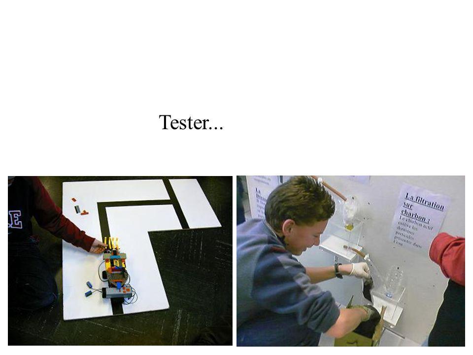 Tester...