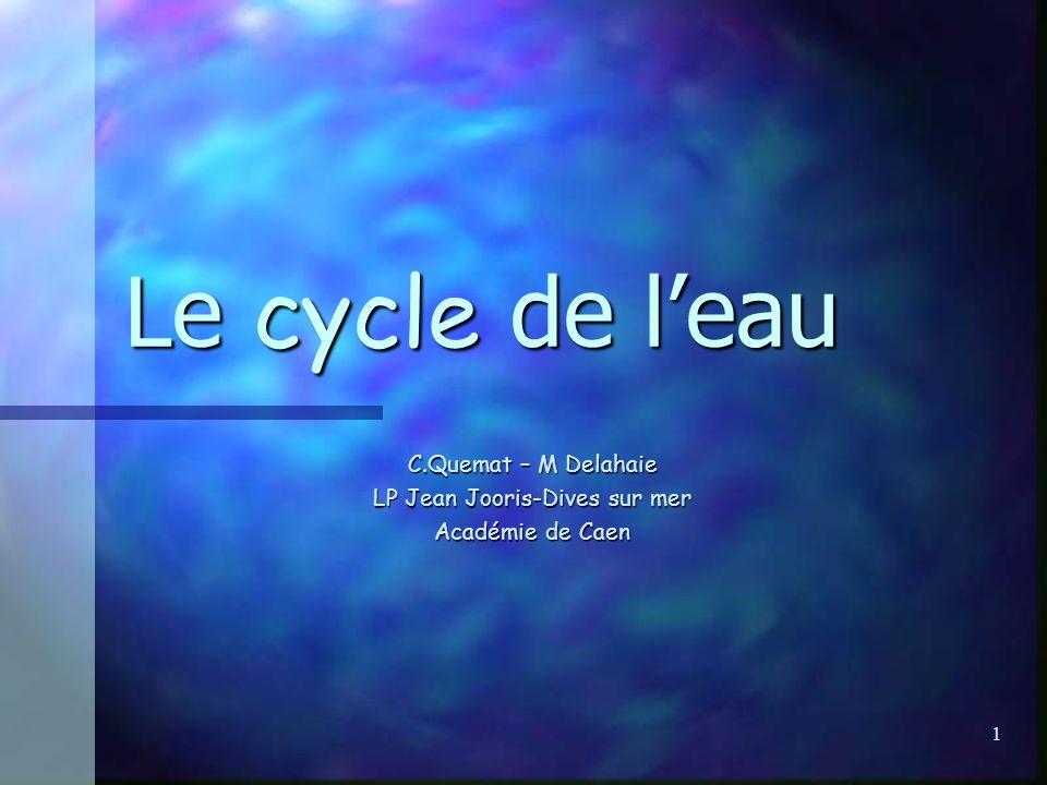 C.Quemat – M Delahaie LP Jean Jooris-Dives sur mer Académie de Caen