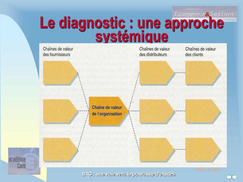 Le diagnostic : une approche systémique